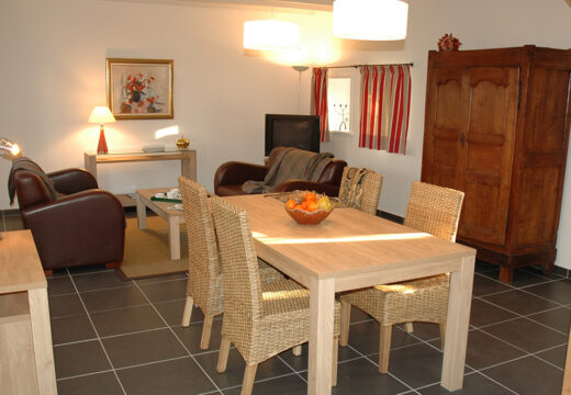 Bed and Breakfast Le Canville - 3 personen - 2 nachten - € 107,45 / persoon