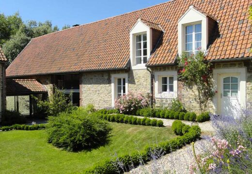 Bed and Breakfast Le Canville - 4 personen - 2 nachten - € 95,75 / persoon